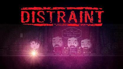 DISTRAINT: Pocket Pixel Horror By Jesse Makkonen