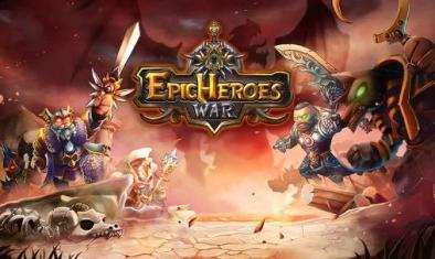 Epic Heroes War By DivMob