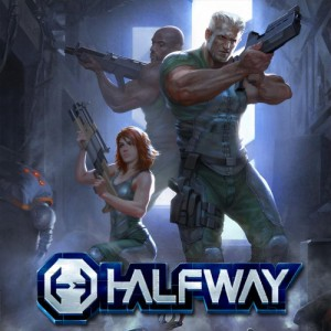 Halfway By Robotality