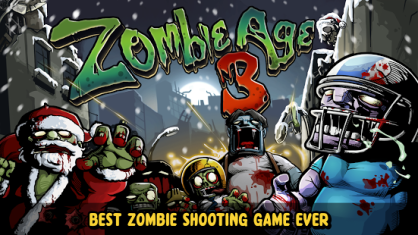Zombie Age 3 By DivMob
